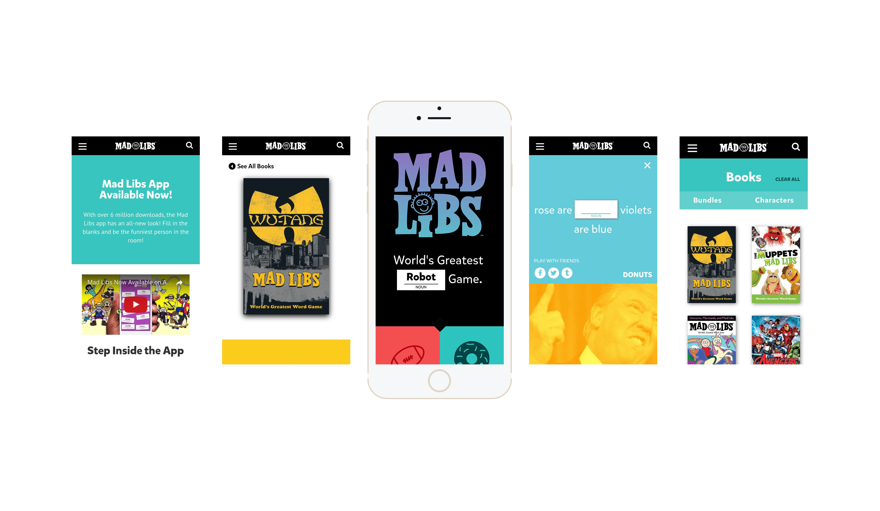 madlibs-mobile-screens